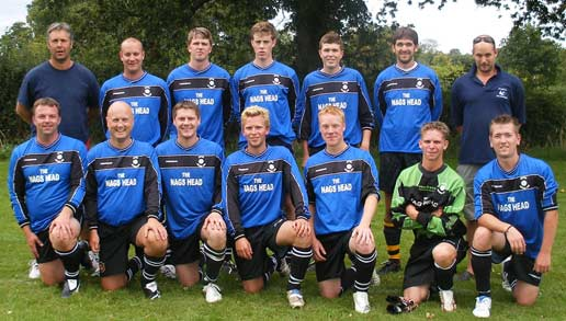 Uplyme Football Club 2007-8